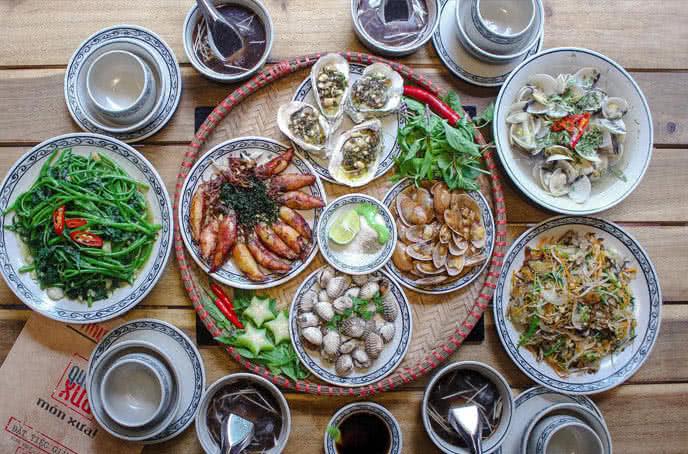 Top 10 quán ăn ngon nhất khu vực Hai Bà Trưng - 1