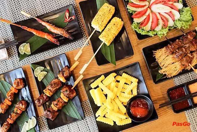 Top 20 địa chỉ ăn đồ nướng bbq ngon rẻ ở Hà Nội - 1