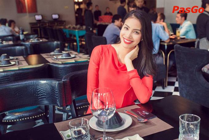 Nhà hàng Á Gia