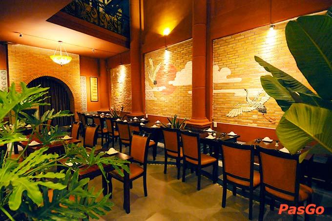 Top 10 nhà hàng chay ngon nổi tiếng, hút khách nhất ở TpHCM -3