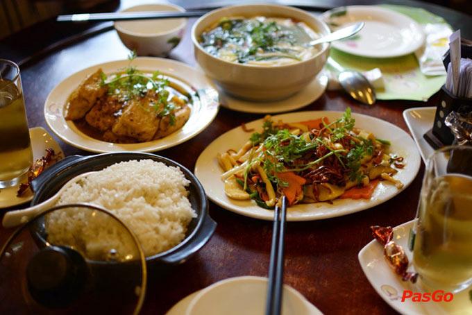Top 10 nhà hàng chay ngon, nổi tiếng nhất ở Quận Phú Nhuận - 2