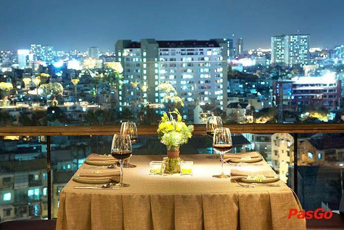 Top 10 nhà hàng lãng mạn nhất cho buổi hẹn hò lý tưởng ở TpHCM - 3