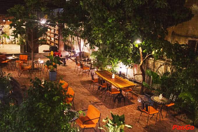 Top 10 nhà hàng sân vườn rộng thoáng, ngon nổi tiếng ở Quận 2 - 1