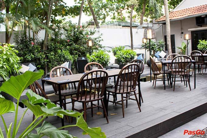 Top 10 nhà hàng sân vườn rộng thoáng, ngon nổi tiếng ở Quận 2 - 3