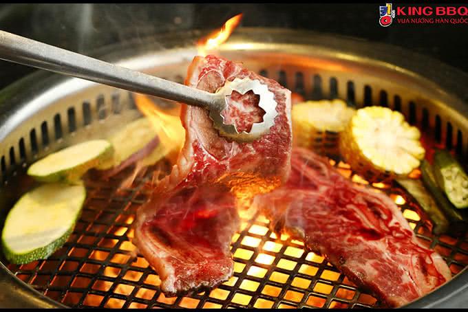 Top 20 nhà hàng buffet nướng ngon, được yêu thích nhất ở Hà Nội - 1