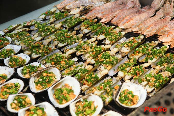 Top 20 nhà hàng buffet nướng ngon, được yêu thích nhất ở Hà Nội - 3