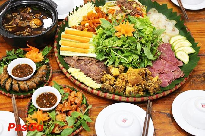 Top 20 nhà hàng món Việt ngon, nổi tiếng nhất ở Hà Nội - 9