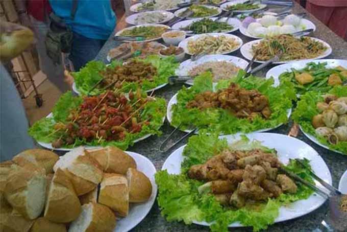 Top 5 nhà hàng chay ngon, nổi tiếng nhất ở Quận Bình Thạnh - 9