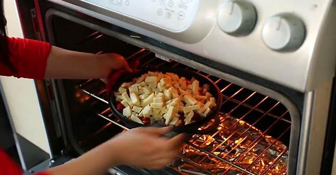 Cách làm gà cay phô mai 8