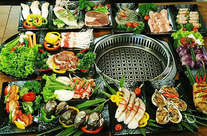Galbi BBQ - Phong vị ẩm thực Hàn Quốc chuẩn vị ngay tại Hà Nội