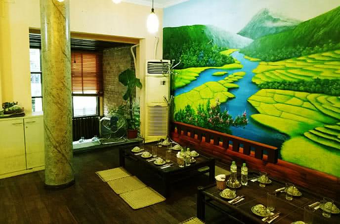 Nhà hàng Hải Mán Thái Hà - Nơi tinh hoa núi rừng hội tụ