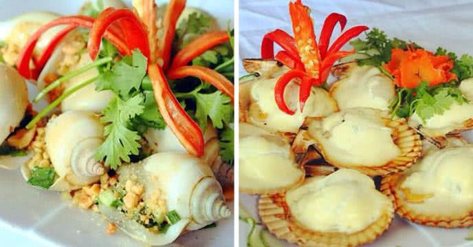 nhà hàng hải sản biển đông 8 phổ quang 2