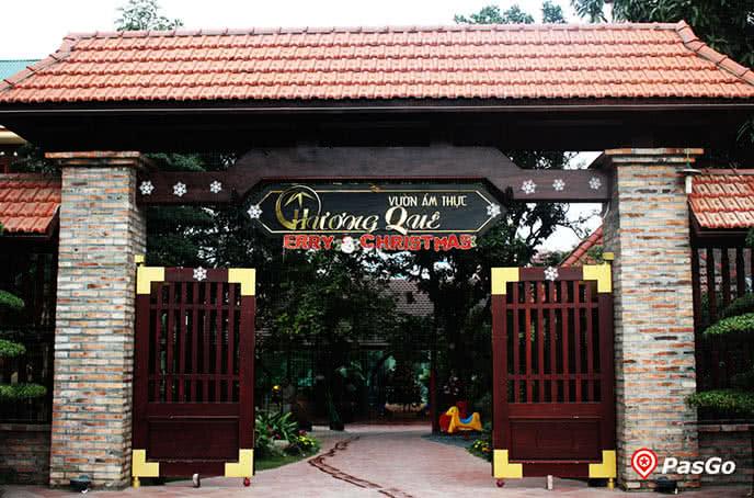 Nhà hàng Hương Quê Long Biên - Mang cả sản vật đồng quê lên phố