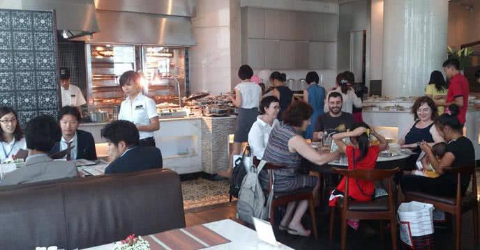 nhà hàng jaspas hà nội tower 2