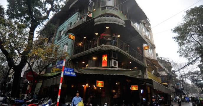 Khám phá 3 quán cà phê hoài cổ ở Hà Nội