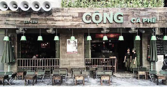 Khám phá 3 quán cà phê hoài cổ ở Hà Nội 1