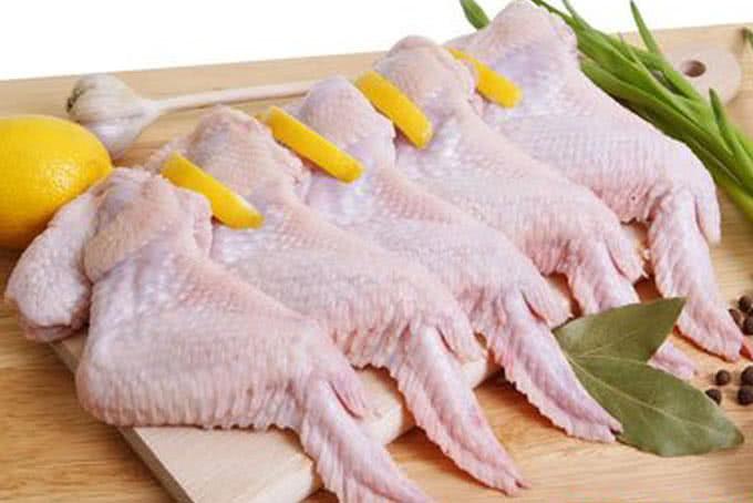 cánh gà chiên bơ 2