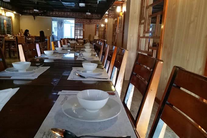 Nhà hàng Masterchef 404 Xã Đàn
