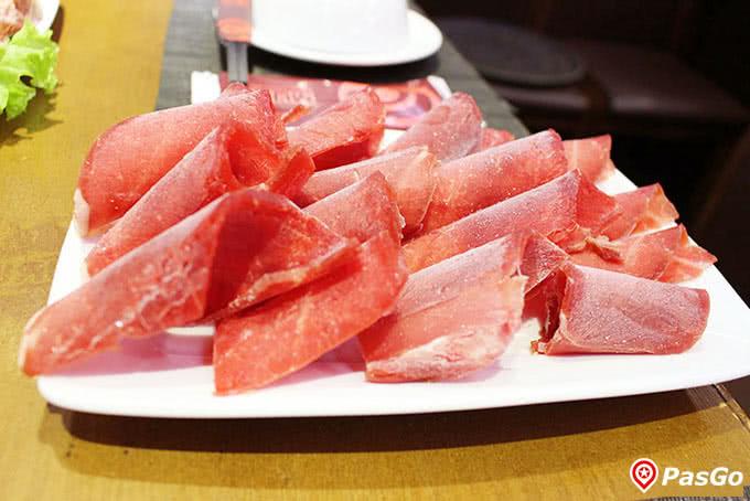 lẩu nấm muru 157 láng hạ món ăn 13