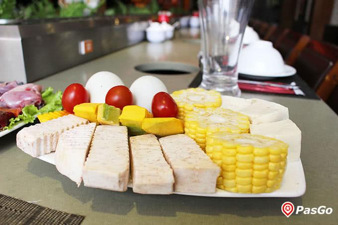 lẩu nấm muru 157 láng hạ món ăn 2