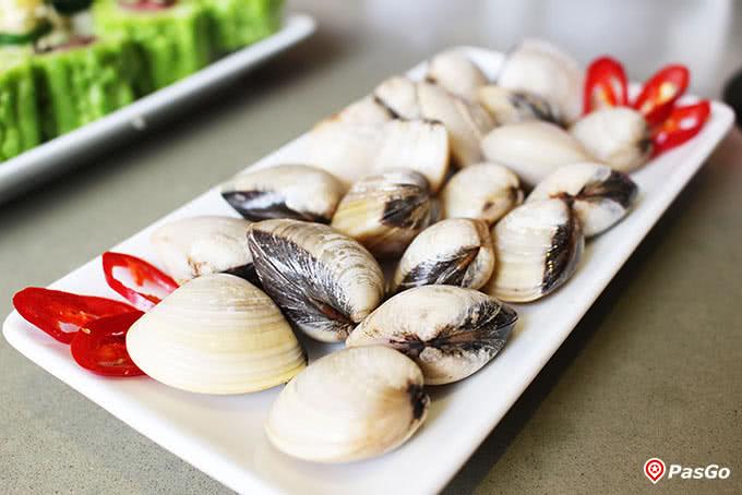 lẩu nấm muru 157 láng hạ món ăn 3