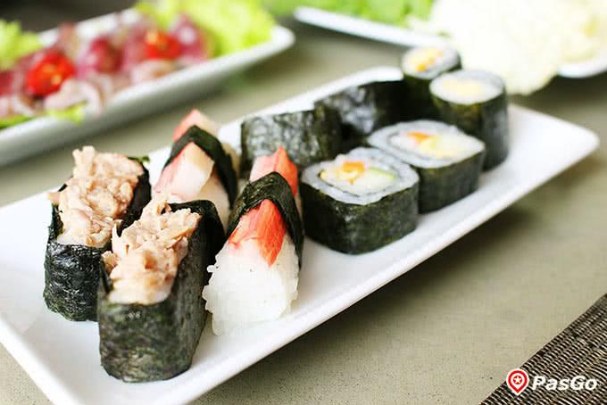 lẩu nấm muru 157 láng hạ món ăn 6