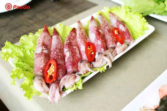 lẩu nấm muru 157 láng hạ món ăn 7