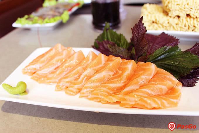 lẩu nấm muru 157 láng hạ món ăn 9