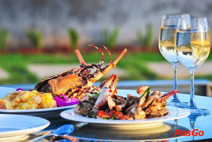 ăn hải sản uống rượu vang trắng tại sao không 7
