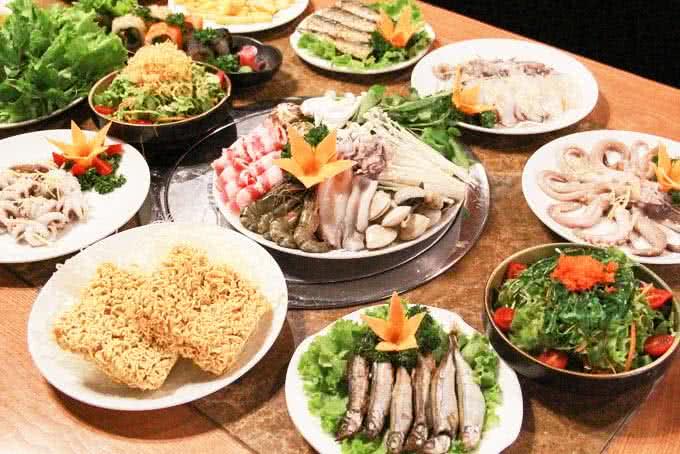 buffet lẩu nướng hà nội 2