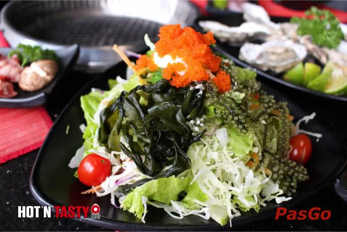 Salad rong biển tươi mát hot n tasty 81 láng hạ