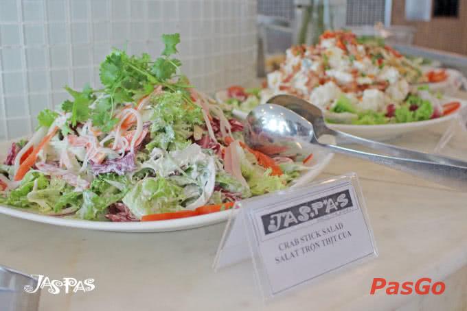 Nhà hàng Jaspas Hanoi Tower 12