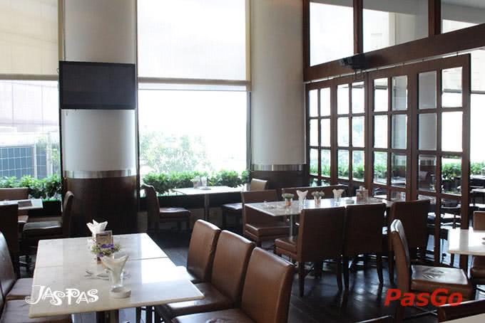 Nhà hàng Jaspas Hanoi Tower 2