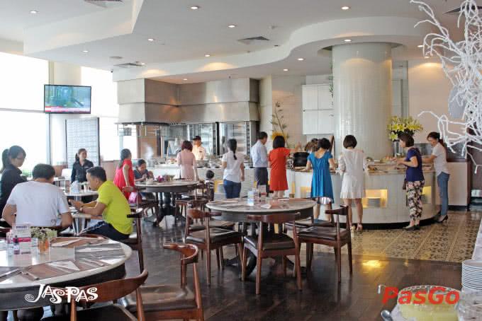 Nhà hàng Jaspas Hanoi Tower 5