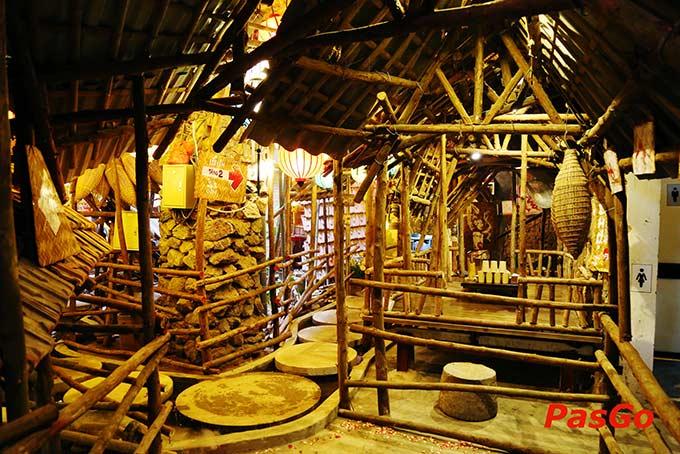 lương sơn quán Mang về không gian đậm dấu ấn núi rừng nguyên sơ độc đáo cho khách Hà Thành