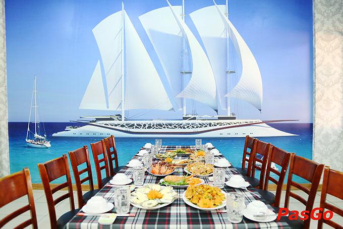 chuỗi nhà hàng Hải Sản Giang Ghẹ 16
