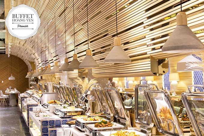 chuỗi nhà hàng hoàng yến buffet premier 3