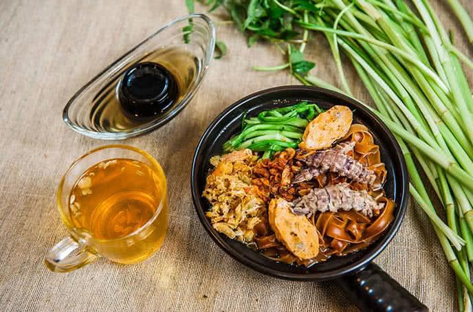 Bánh Đa Cua An Biên Triệu Việt Vương – Trọn hương vị Hải Phòng trong 1 tô