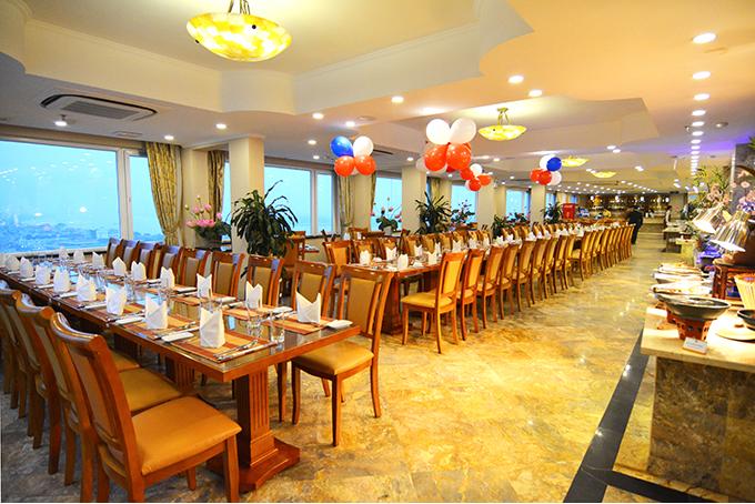 Top 10 nhà hàng có không gian đẹp nhất ở Hà Nội 2