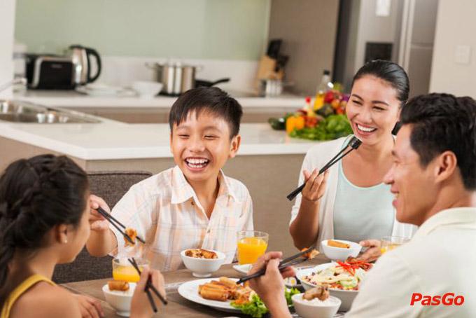 Sự biến đổi của ẩm thực gia đình Việt qua các thời kì 1