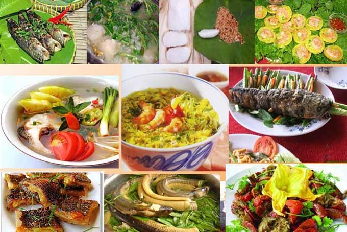 Những đặc trưng khác biệt của văn hóa ẩm thực Nam Bộ 1