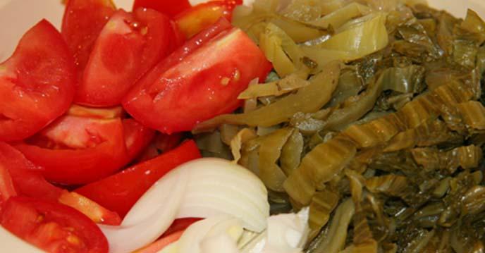 cách nấu canh sườn cải chua 2