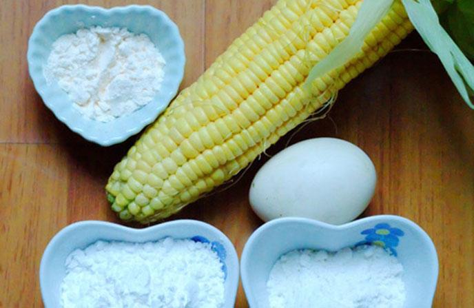 Cách làm ngô chiên bơ 2