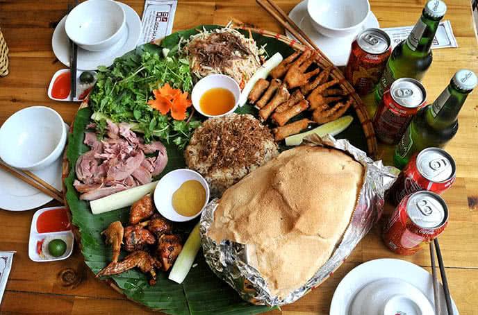 quán ăn trưa ngon ở hà nội 8