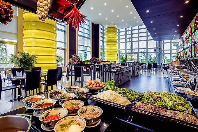 Top 10 nhà hàng buffet tối ngon, nổi tiếng nhất ở Đà Nẵng
