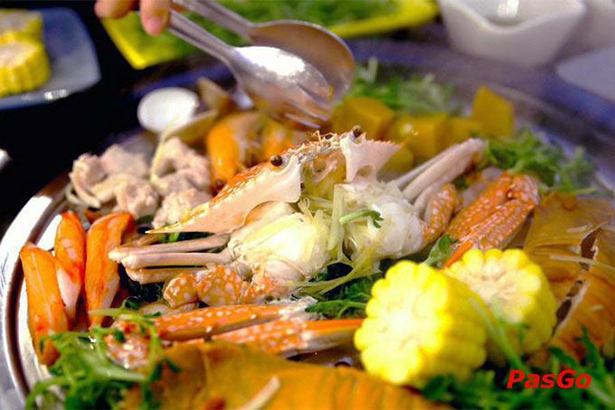 Top 10 quán lẩu hải sản ngon, nổi tiếng nhất ở Hà Nội 7