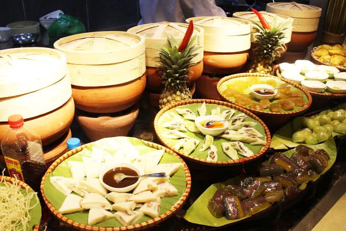 Những món ngon trong ẩm thực Việt - bay buffet hoàng ngân