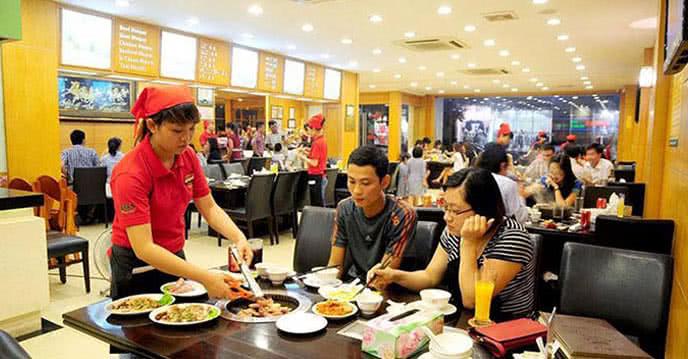 Nhà hàng Chen By NamChen Đoàn Trần Nghiệp 2