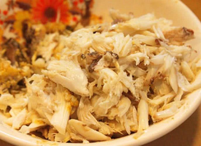 Cách nấu súp cua măng tây 2