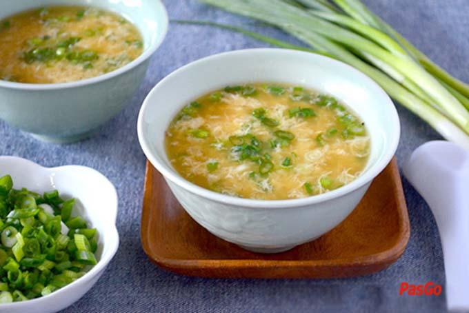 Bật mí cách nấu món súp trứng ngon ngất ngây